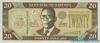 20 Долларов выпуска 2003 года, Либерия. Подробнее...