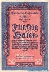 50 Геллеров выпуска 1920 года, Лихтенштейн. Подробнее...