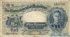 5 Рупий выпуска 1937 года, Маврикий. Подробнее...