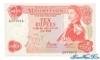 10 Рупий выпуска 1967 года, Маврикий. Подробнее...