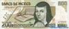 200 Песо выпуска 1995 года, Мексика. Подробнее...