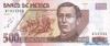 500 Песо выпуска 2000 года, Мексика. Подробнее...
