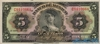 5 Песо выпуска 1937 года, Мексика. Подробнее...