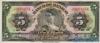 5 Песо выпуска 1943 года, Мексика. Подробнее...