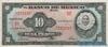 10 Песо выпуска 1963 года, Мексика. Подробнее...