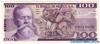 100 Песо выпуска 1982 года, Мексика. Подробнее...