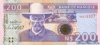 200 Долларов выпуска 1996 года, Намибия. Подробнее...