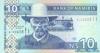 10 Долларов выпуска 1996 года, Намибия. Подробнее...