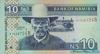 10 Долларов выпуска 2001 года, Намибия. Подробнее...