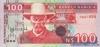 100 Долларов выпуска 1999 года, Намибия. Подробнее...