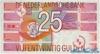 25 Гульденов выпуска 1989 года, Нидерланды. Подробнее...