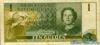 1 Гульден выпуска 1954 года, Нидерланды (Новая Гвинея). Подробнее...