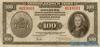100 Гульденов выпуска 1943 года, Нидерланды (Индия). Подробнее...