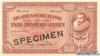 200 Гульденов выпуска 1925 года, Нидерланды (Индия). Подробнее...