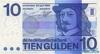 10 Гульденов выпуска 1968 года, Нидерланды. Подробнее...