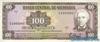 100 Кордоба выпуска 1979 года, Никарагуа. Подробнее...
