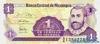 1 Кордоба выпуска 1991 года, Никарагуа. Подробнее...
