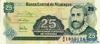 25 Кордоба выпуска 1991 года, Никарагуа. Подробнее...