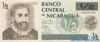1/2 Кордоба выпуска 1991 года, Никарагуа. Подробнее...