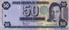 50 Кордоба выпуска 2002 года, Никарагуа. Подробнее...