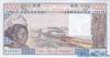 5000 Франков выпуска 1985 года, Нигерия (Западно-Африканские Штаты). Подробнее...