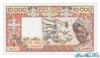10000 Франков выпуска 1985 года, Нигерия (Западно-Африканские Штаты). Подробнее...