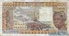 1000 Франков выпуска 1981 года, Нигерия (Западно-Африканские Штаты). Подробнее...