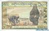 500 Франков выпуска 1977 года, Нигерия (Западно-Африканские Штаты). Подробнее...