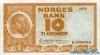 10 Крон выпуска 1972 года, Норвегия. Подробнее...
