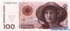 100 Крон выпуска 1999 года, Норвегия. Подробнее...