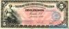 5 Песо выпуска 1920 года, Филиппины. Подробнее...