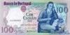 100 Эскудо выпуска 1980 года, Португалия. Подробнее...