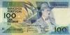 100 Эскудо выпуска 1988 года, Португалия. Подробнее...