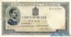 500 Леев выпуска 1939 года, Румыния. Подробнее...