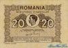 20 Леев выпуска 1945 года, Румыния. Подробнее...