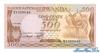 500 Франков выпуска 1981 года, Руанда. Подробнее...
