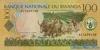 100 Франков выпуска 2003 года, Руанда. Подробнее...