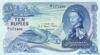 10 Рупий выпуска 1968 года, Сейшелы. Подробнее...