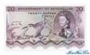20 Рупий выпуска 1974 года, Сейшелы. Подробнее...