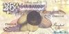 25 Рупий выпуска 1983 года, Сейшелы. Подробнее...