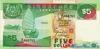 5 Долларов выпуска 1989 года, Сингапур. Подробнее...