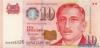 10 Долларов выпуска 1999 года, Сингапур. Подробнее...