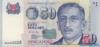 50 Долларов выпуска 1999 года, Сингапур. Подробнее...