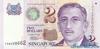 2 Доллара выпуска 2005 года, Сингапур. Подробнее...