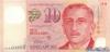 10 Долларов выпуска 2005 года, Сингапур. Подробнее...