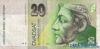 20 Крон выпуска 1999 года, Словакия. Подробнее...
