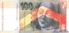 100 Крон выпуска 2001 года, Словакия. Подробнее...