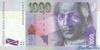1000 Крон выпуска 2000 года, Словакия. Подробнее...