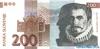 200 Толаров выпуска 2001 года, Словения. Подробнее...