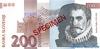 200 Толаров выпуска 1992 года, Словения. Подробнее...